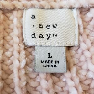 a new day Sweaters - A New Day Chenille Sweater